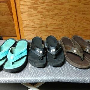 Women's New Balance Flip Flops